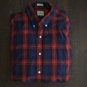 Jcrew classic button up